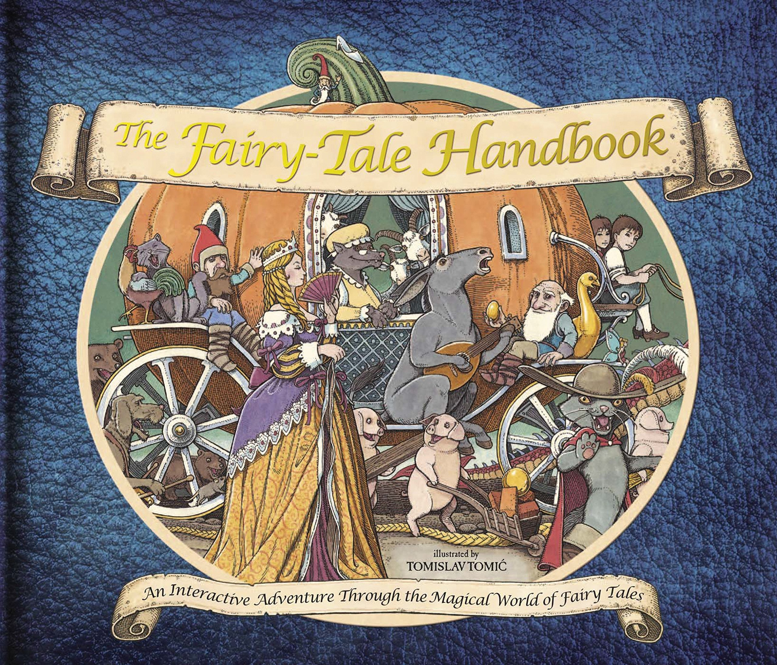 The Fairy Tale Handbook pdf epub
