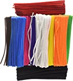 Creation Station  150 x  4 mm  Pipe Cleaners ,  Assorted Colours , Pack of 1000