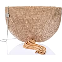 From St Xavier Women's Fiona Clutch, Champagne, One Size