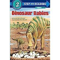 Dinosaur Babies Step Into Reading Lvl 2