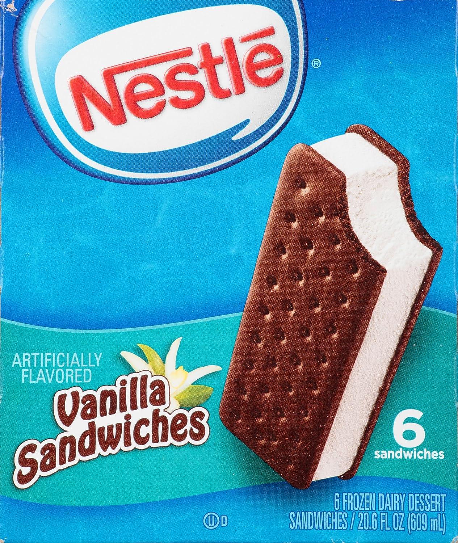Nestle Ice Cream Sandwich