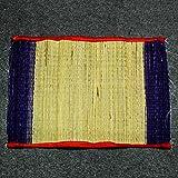 The Holy Mart Kusha Mats Aasan Used for Rituals or Meditation, Handmade and Sacred