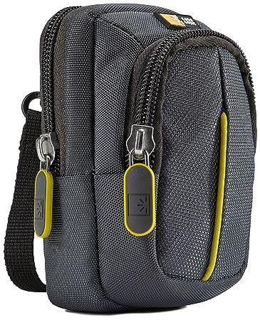 Amazon.com : Case Logic DCB-302 Compact Camera Case (Anthracite ...