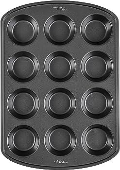 Wilton 12-Cup Premium Non Stick Muffin Pan
