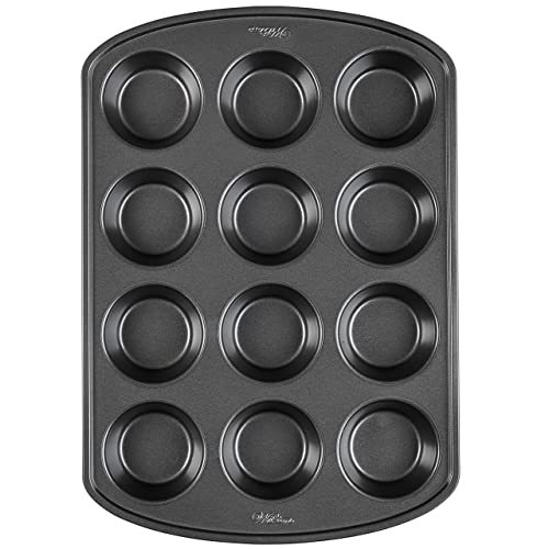 Wilton 2105-6789 Perfect Results Premium Muffin and Cupcake Pan