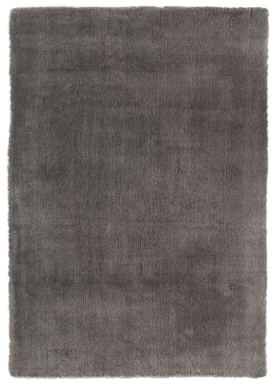 Luxor Living Teppich handgetuftet grau