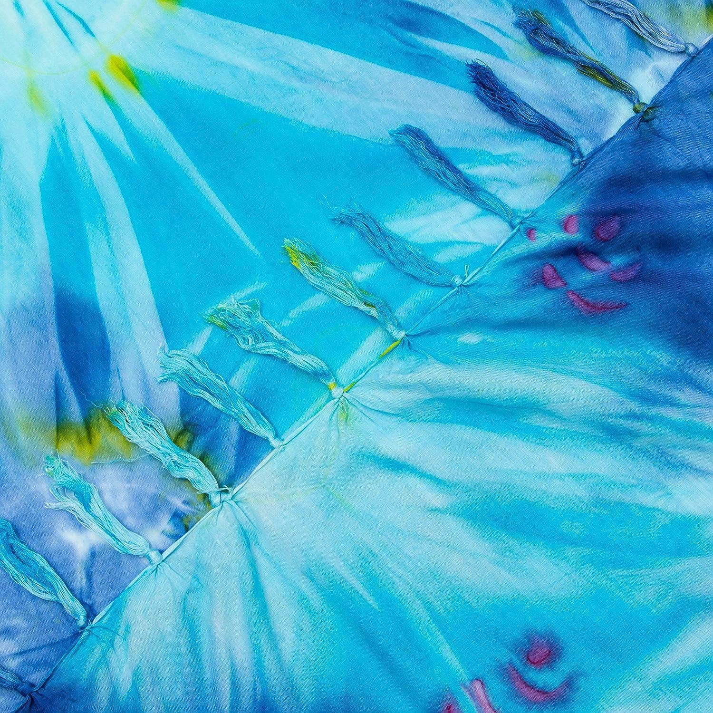 Bali MANUMAR Damen Sarong Blickdicht Pareo Strandtuch mit Schnalle XXL /Übergr/ö/ße 215x115 cm Motive und Farben Sauna-Handtuch Hamam-Tuch Leichtes Wickeltuch im Batik Design mit Fransen