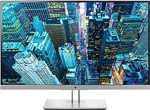 HP EliteDisplay E273 27-inch FHD 1920 x 1080 LED Backlit IPS Monitor (1FH50A8#ABA) with HDMI, VGA and DisplayPort (Renewed)