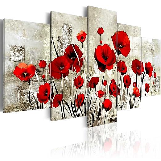 107 opinioni per murando- Quadro 200x100 cm- 5 Parti- Quadro su tela fliselina- Stampa in qualita