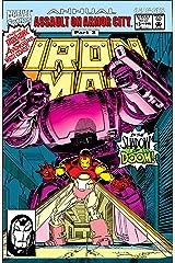 Iron Man (1968-1996) Annual #13 Kindle Edition