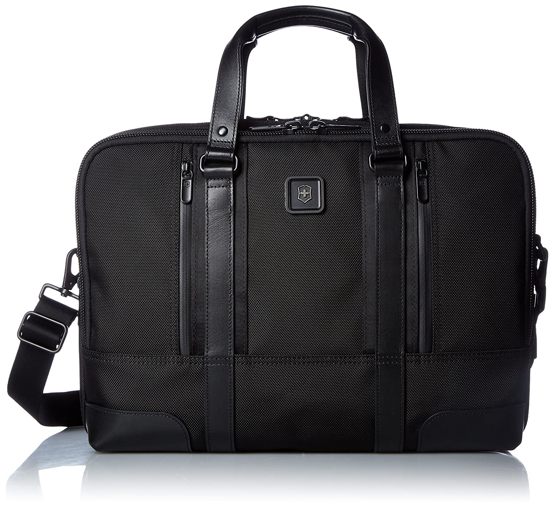 [ビクトリノックス] Victorinox 公式 ビジネスバッグ Lexington 15 保証書付 B01AJOR982ブラック