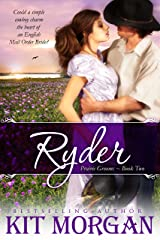 Ryder (Prairie Grooms, Book Two) Kindle Edition