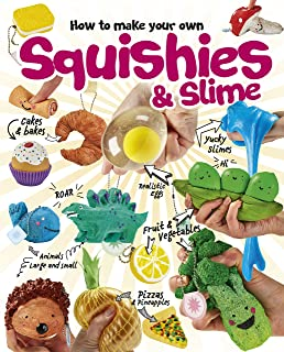 How to make your own squishies & slime: 1
