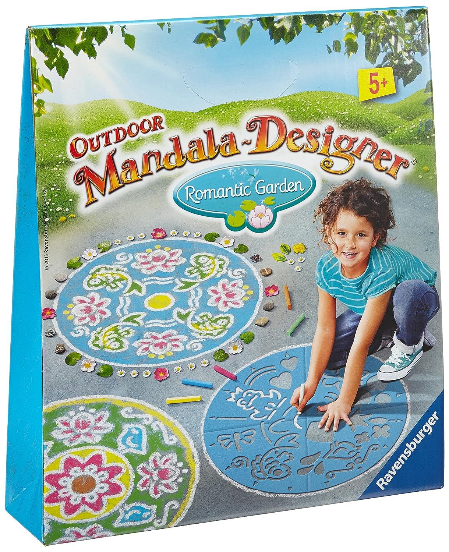 Ravensburger - 29779 5 - Outdoor Mandala Designer Romantico Giardino Ravensburger Italy