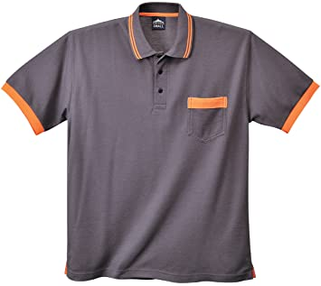 Portwest TX20 - Camisa polo, color Gris, talla XL: Amazon.es ...