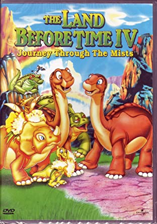 the land before time iv journey through the mists 1996