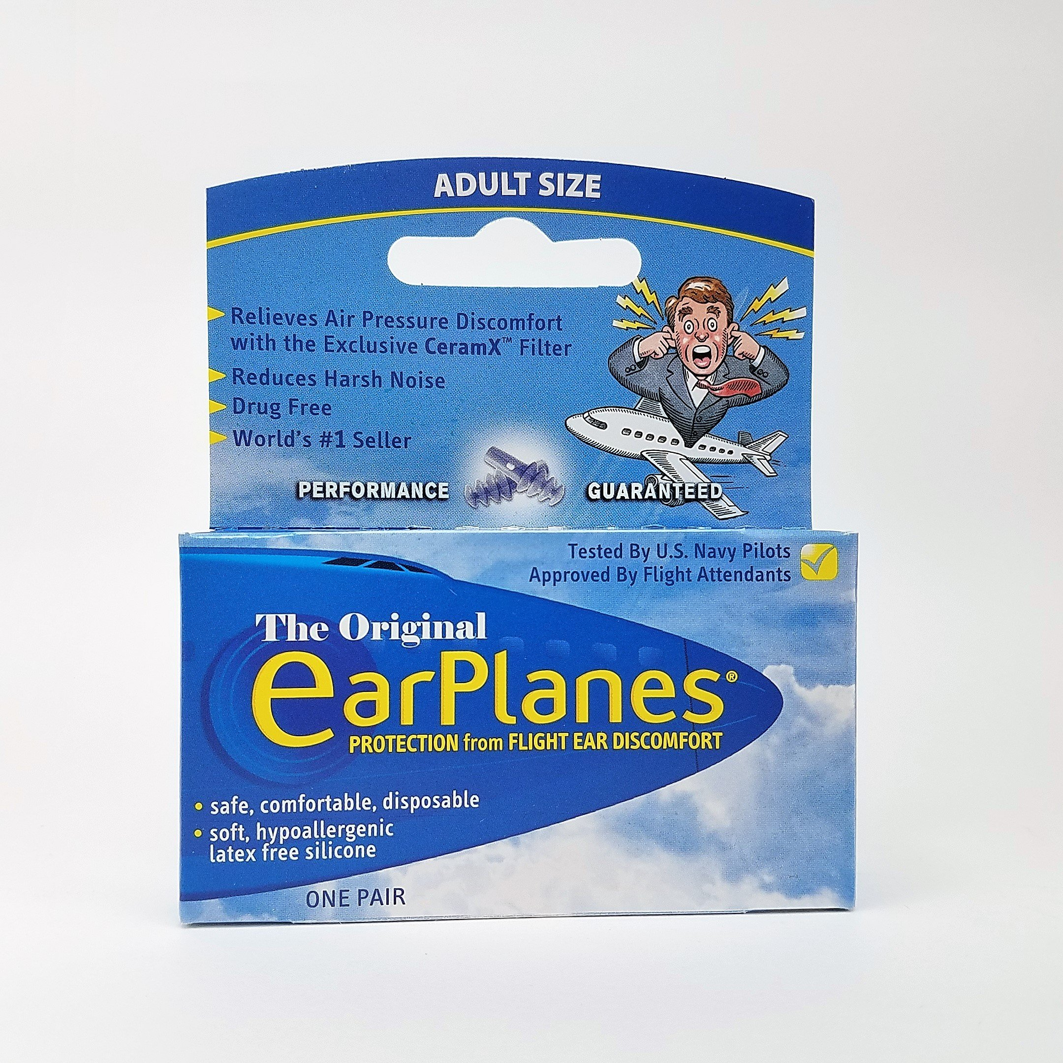 Amazon Com Original Child Earplanes By Cirrus Healthcare