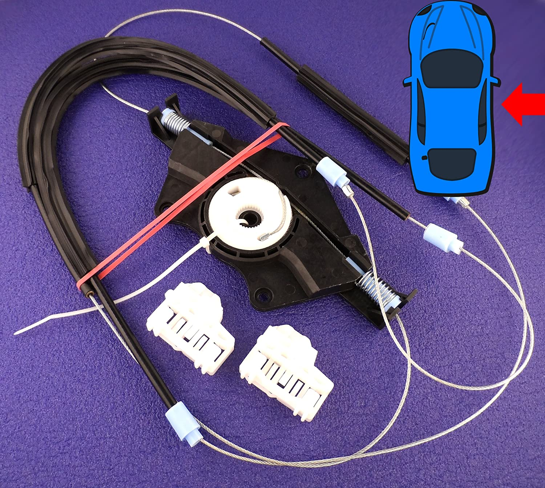 VW Passat avant Droit Lève-vitre Réparer Câble 1996-2005