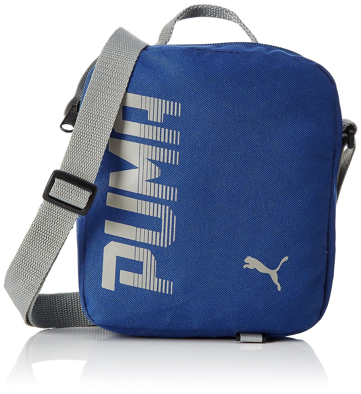 Puma Pioneer Portable Bolso Bandolera, Unisex Adulto, Limoges, Talla única PUMDF|#PUMA 074717 02
