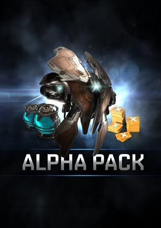 EVE Online: Alpha Pack [Online Game Code]
