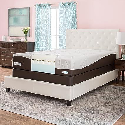 king size mattress set ashley's furniture simmons beautyrest comforpedic from gel memory foam 12inch california kingsize mattress amazoncom