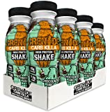 Grenade Carb Killa 330 ml Chocolate Mint High Protein Shake Bottles - Pack of 8