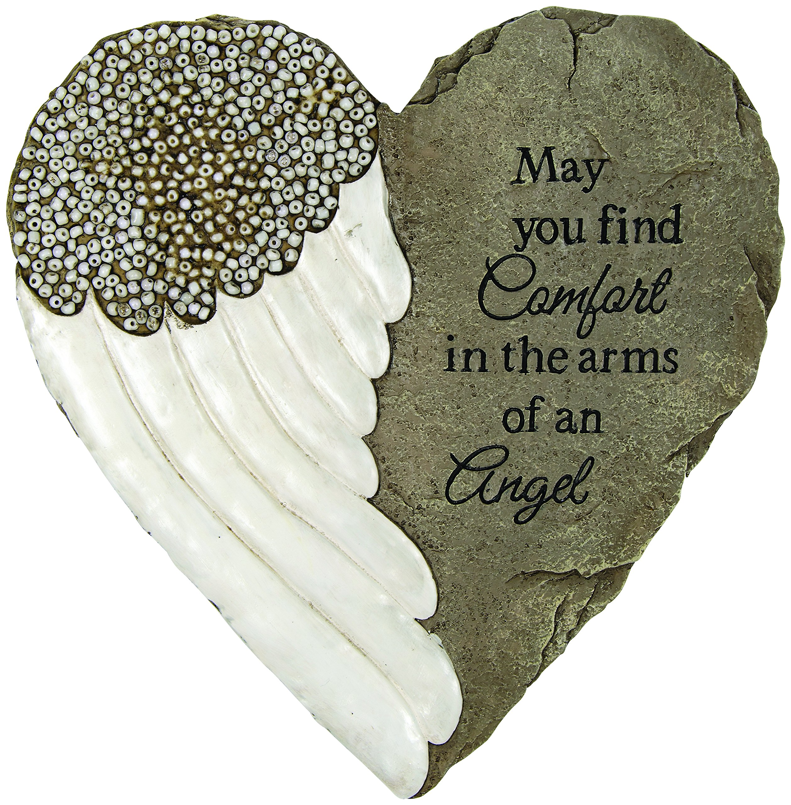 Carson, Beadworks™ Garden Stone ''Arms of an Angel''
