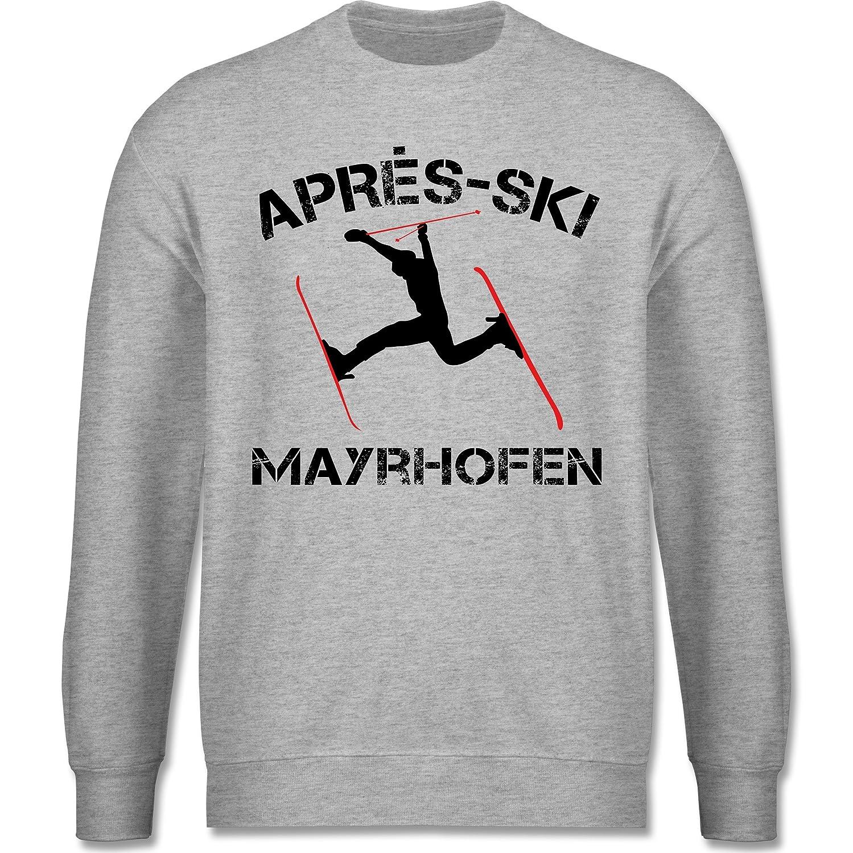 Après Ski - Apres Ski Mayrhofen - schlichter Herren Pullover