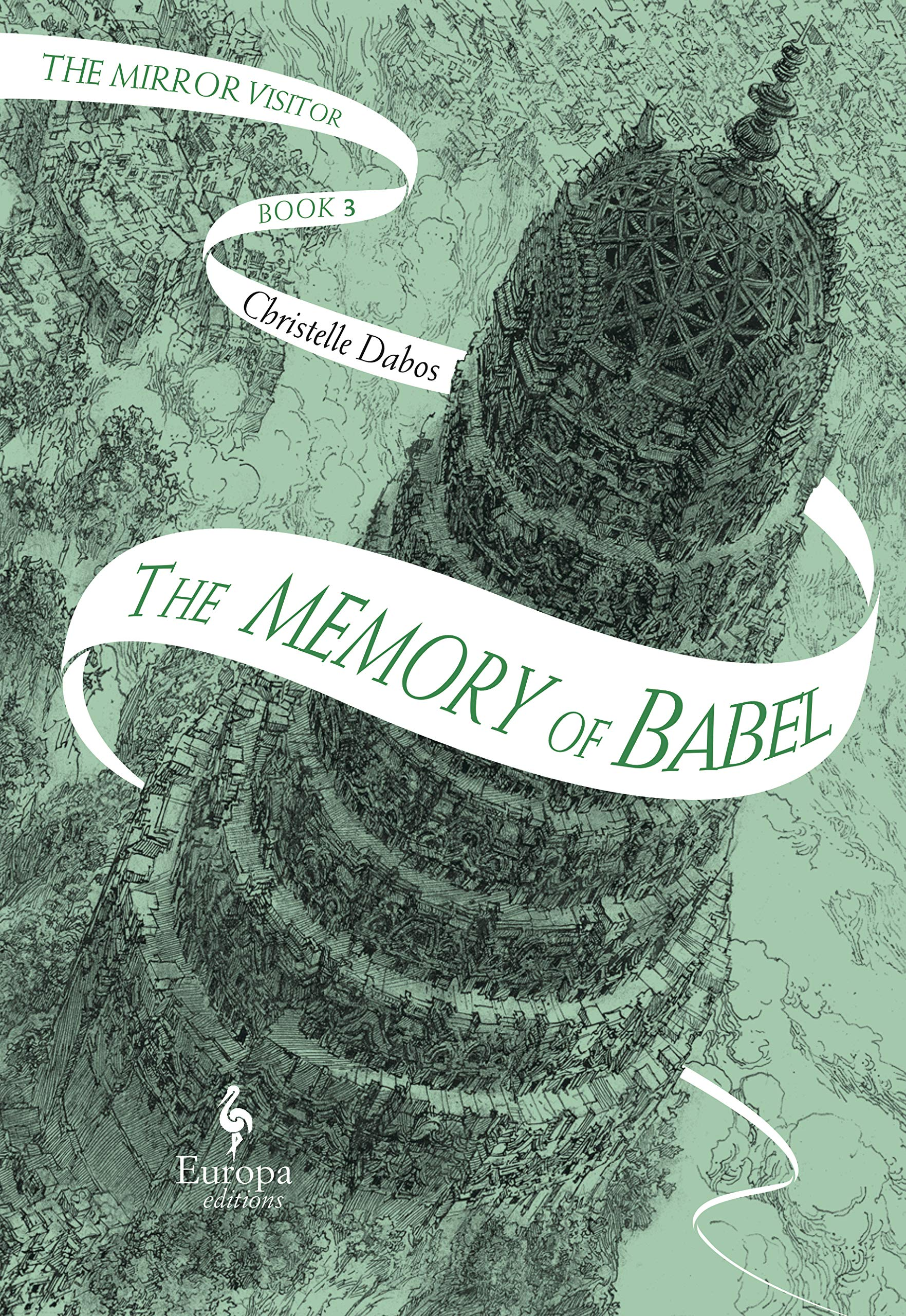 Amazon.com: The Memory of Babel: Book Three of The Mirror Visitor ...