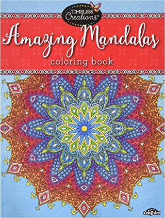 Coloring book. Cra-z-art  The Art of Coloring Age 6