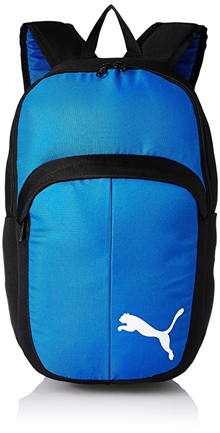 Puma Royal Blue- Black Casual Backpack (7489803)  Amazon.in  Bags ... 367702620b21a