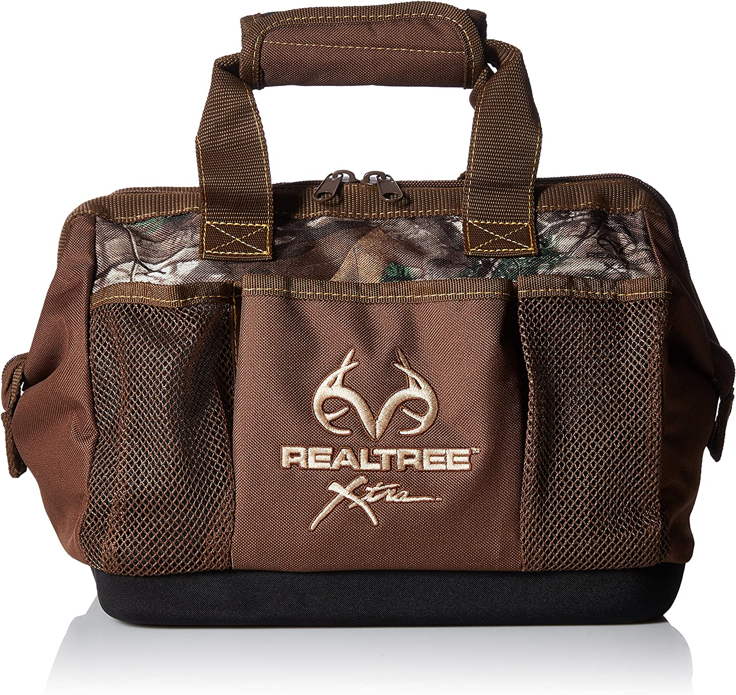 Realtree XTRA Camouflage Tool Bag Camping Hunting Automotive 13 x 9 x 9