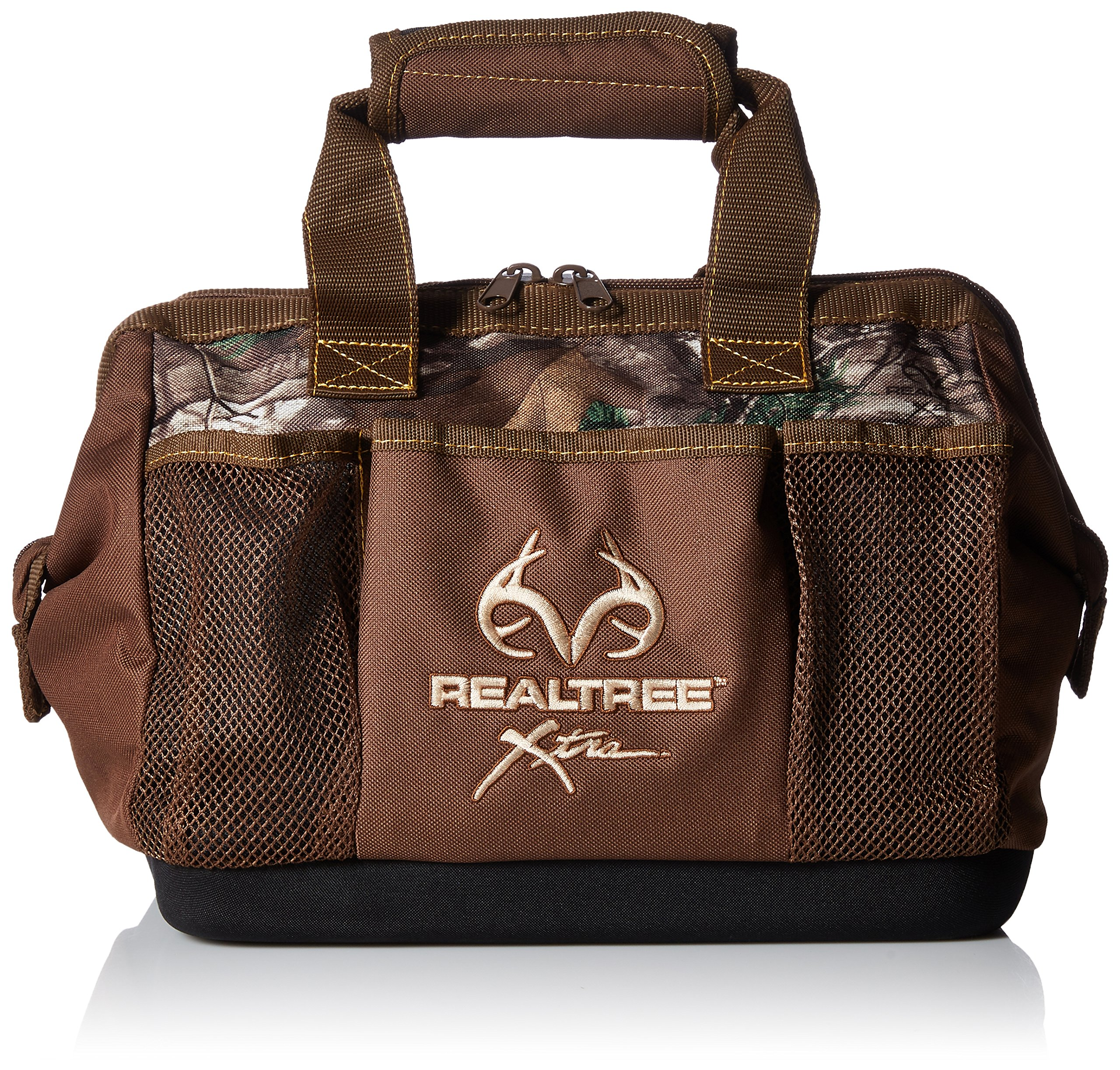 Realtree XTRA Camouflage Tool Bag Camping Hunting Automotive 13'' x 9'' x 9'' by Mahco Outdoors