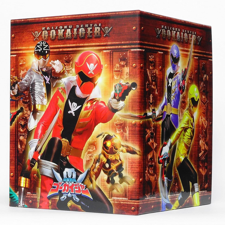 スーパー戦隊シリーズ 海賊戦隊ゴーカイジャー 全12巻セット [マーケットプレイス Blu-rayセット] B00EXDNKCU