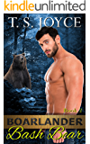 Boarlander Bash Bear (Boarlander Bears Book 2)