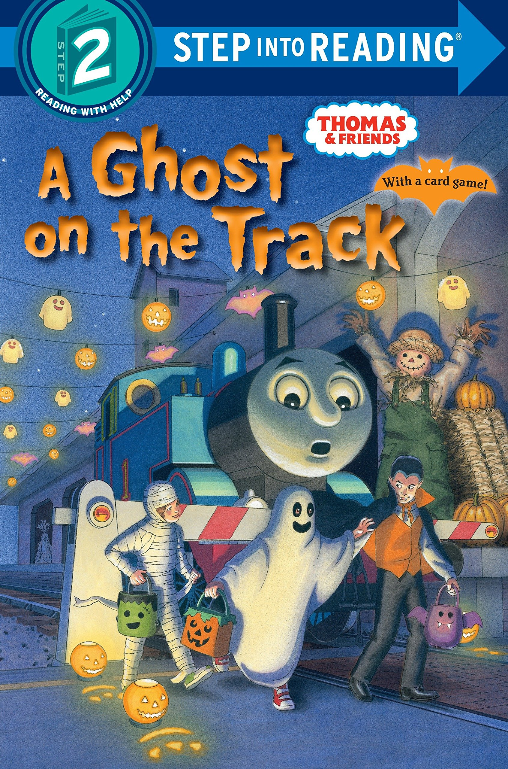 Download A Ghost on the Track (Thomas & Friends) (Step into Reading) pdf