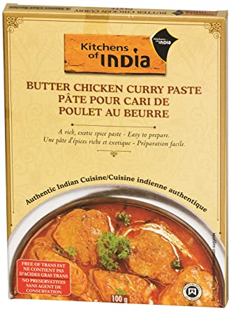 Ordinaire Kitchens Of India Butter Chicken Paste, 100gm (Pack Of 6)