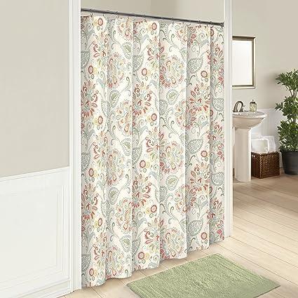Amazon Marble Hill Carlisle Shower Curtain 72 X Basil Home
