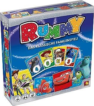 Asmodee 002802 – Juego de Mesa – Disney Rummy: Amazon.es: Juguetes ...