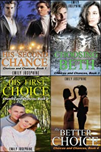 "Choices and Chances"" Inspirational Romance Boxed Set"