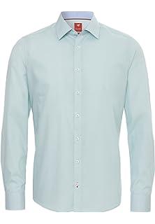 competitive price 845d9 f1e11 Pure Herren Modisches Hemd für den coolen Jeans-Look: Amazon ...