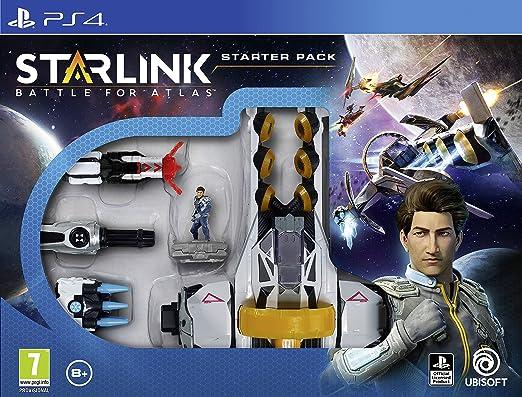 Starlink: Battle for Atlas, Starter Pack & Pack Nave Lance: Amazon.es: Videojuegos