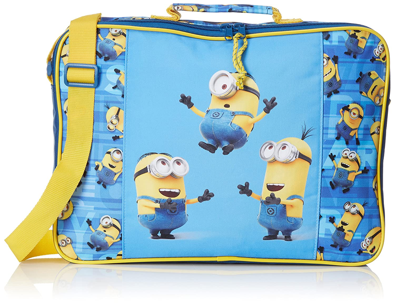 Bolso Amarillo y Azul Minions