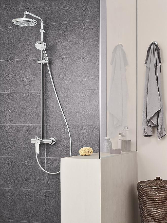 Grohe Tempesta Cosmopolitan 210 - Sistema de ducha con grifo ...