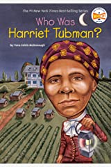 Who Was Harriet Tubman? Paperback
