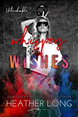 Whispers and Wishes (Untouchable Book 4) Kindle Edition