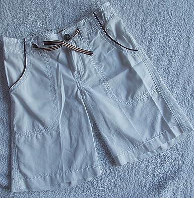 bester Großhändler USA billig verkaufen Original- Burberry Shorts / kurze Hose Gr. 116 / 6 Jahre: Amazon.de ...