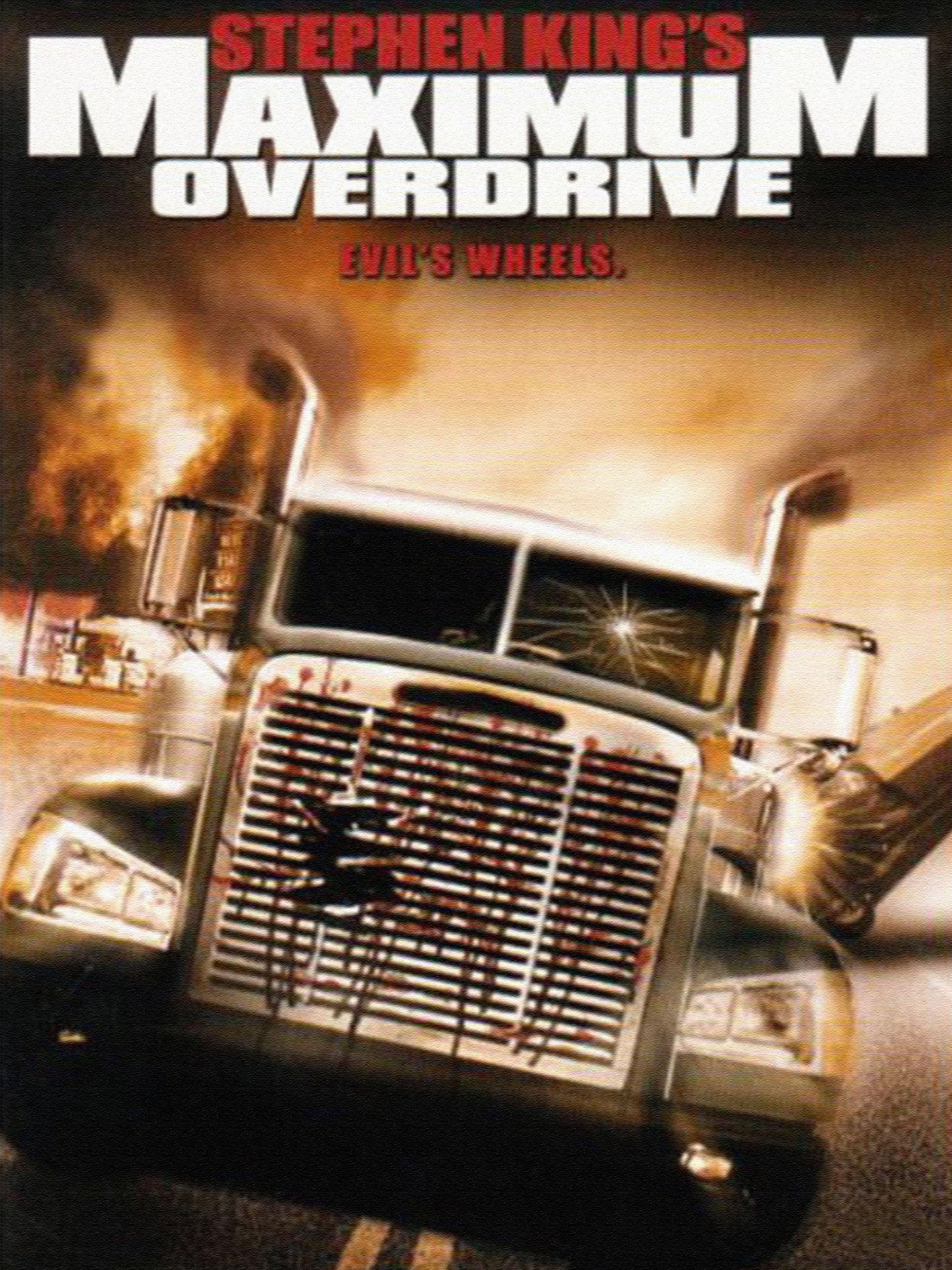 maximum overdrive full movie