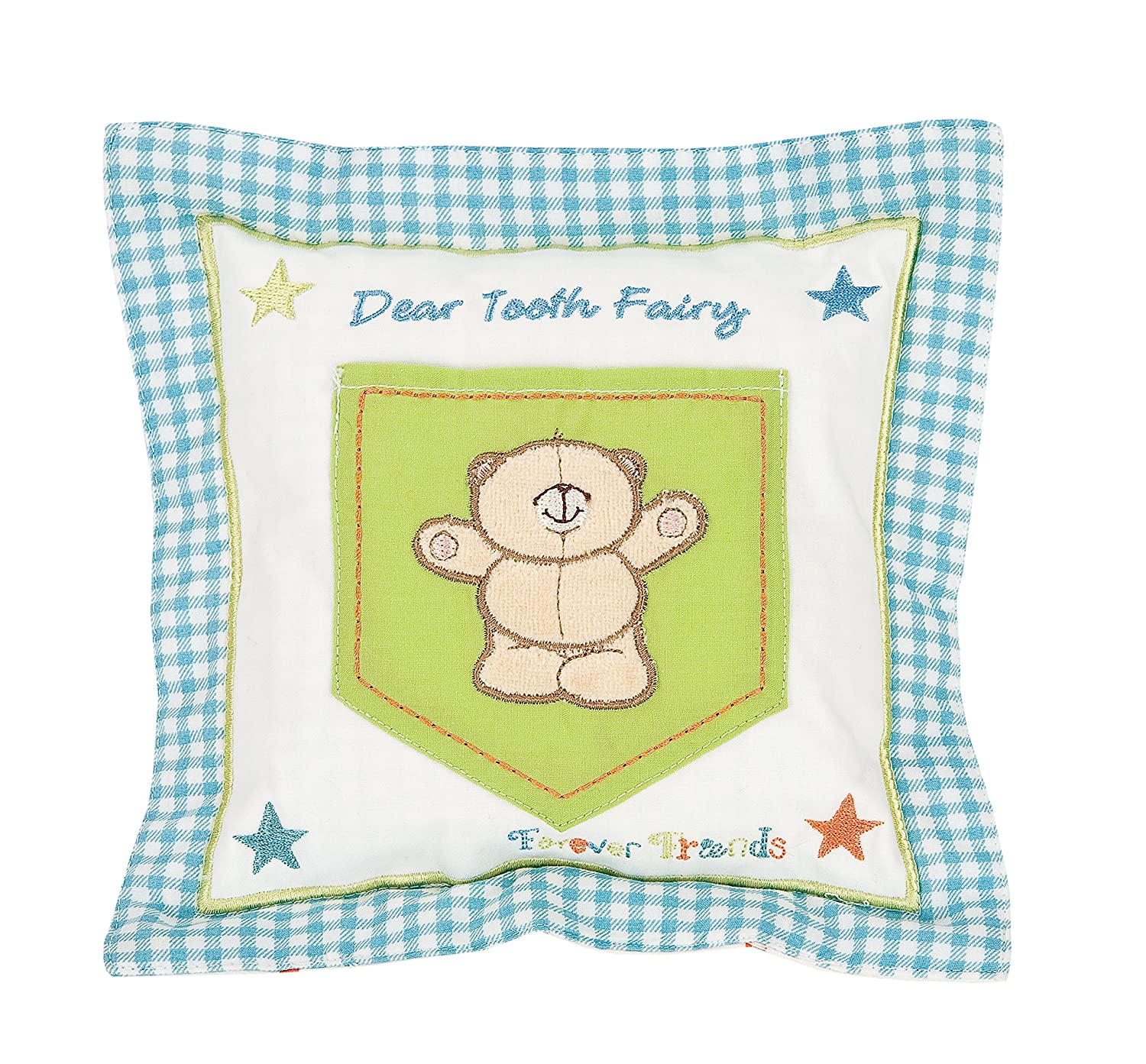 Forever Friends Tooth Fairy Cushion Little Star FF