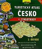 Turisticky Atlas Cesko 1 : 50 000: + Cyklotrasy. Shocart Atlas